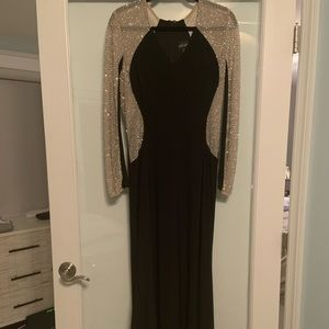 XSCAPE Gown WORN ONCE